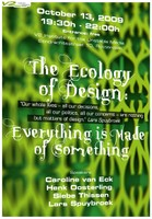 The Ecology of Design