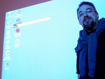 Variable Media: Lecture by Lev Manovich