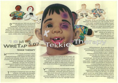 Wiretap 5.07 - Tekkie Therapy