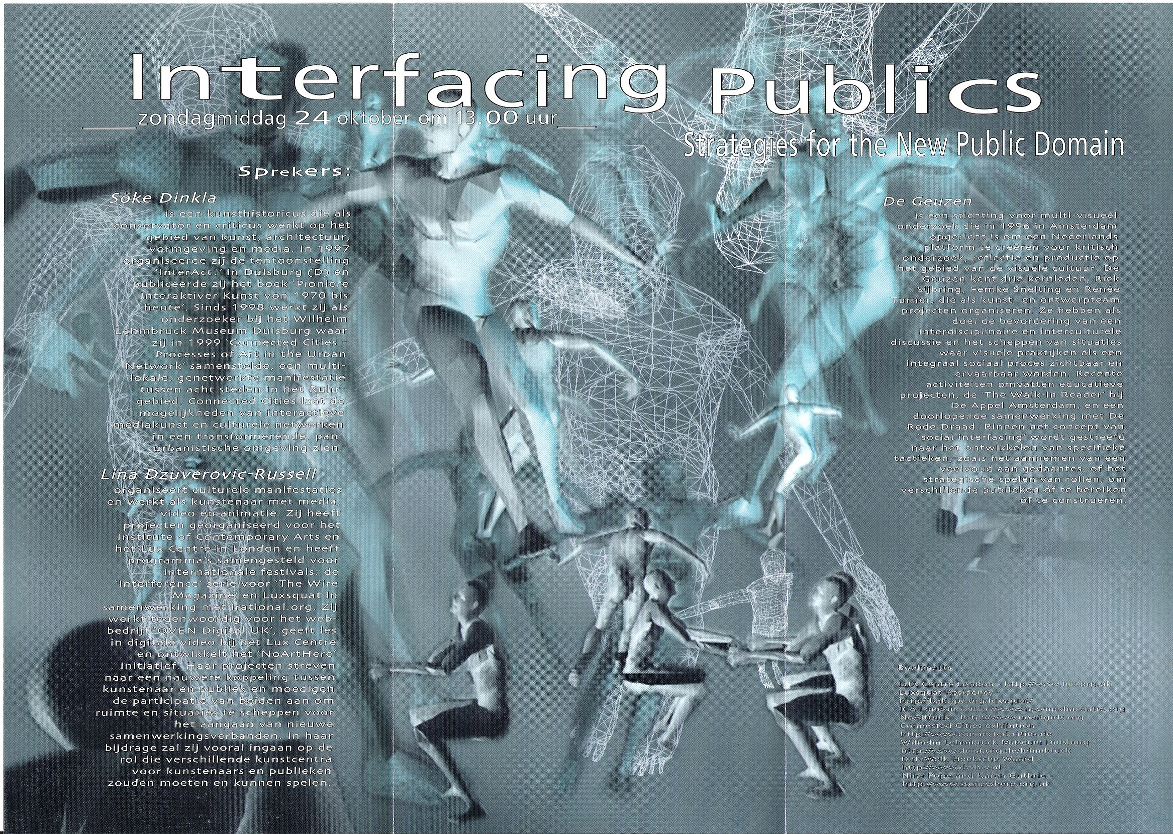 Wiretap 5.10 - Interfacing Publics