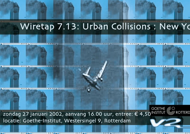 Wiretap 7.13 - Urban Collisions: New York