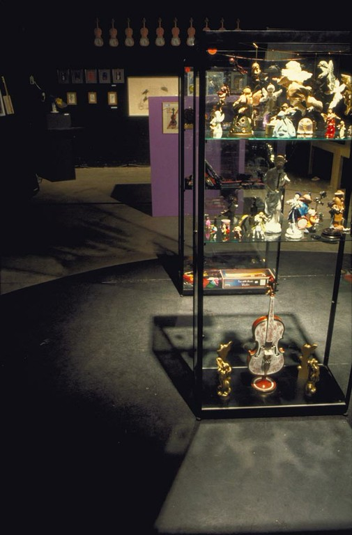 Objects from The Rosenberg Museum