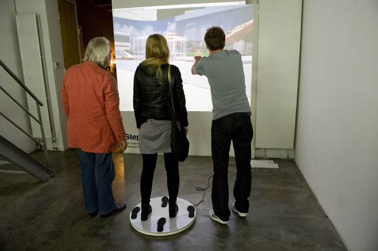 Step Pad in MKgallery
