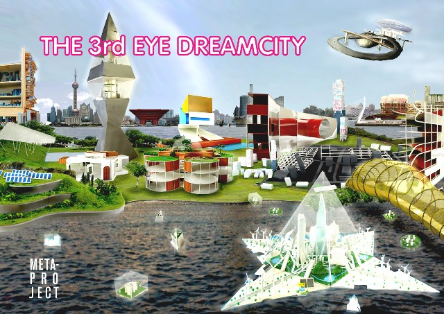 Chinese Poster 3rd i Dream City