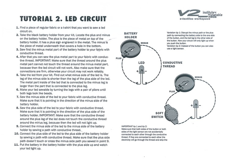 Tutorial LED Circuit