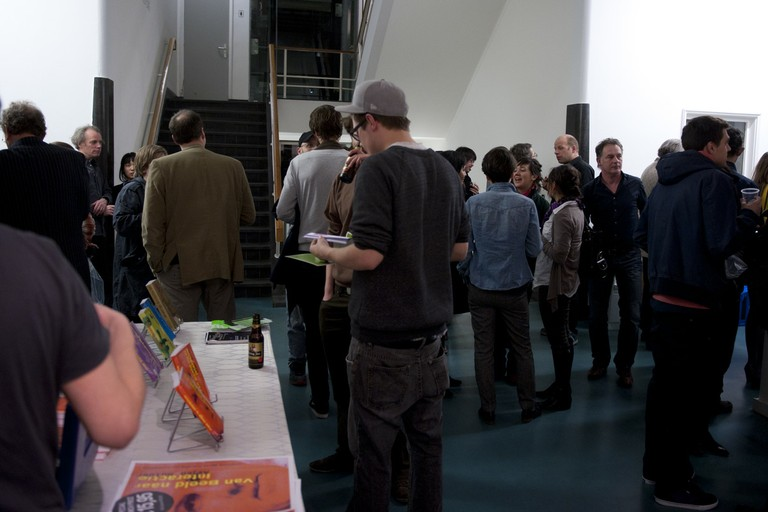 Public at the Book Launch