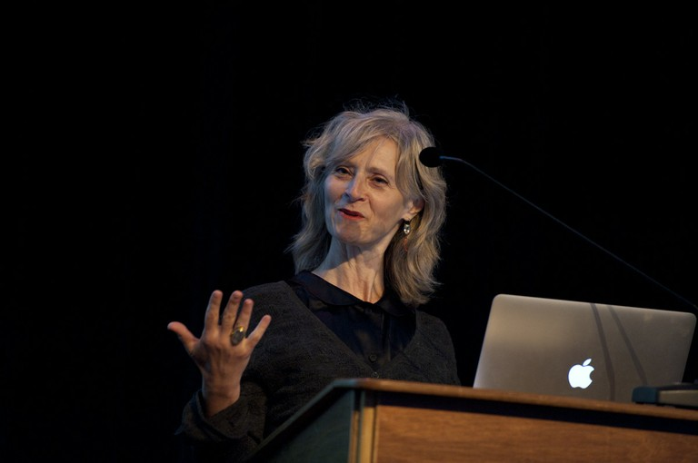 Wendy Steiner during the Vital Beauty Symposium