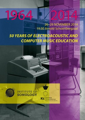 50 Years of Electroacoustic and Computer Music Education