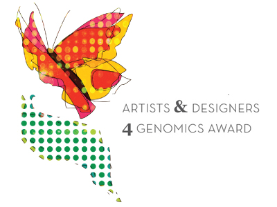 Designers & Artists 4 Genomics Award