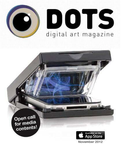 DOTS Digital Art Magazine Cover Contest