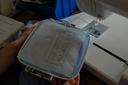 Embroidering Conductive Thread
