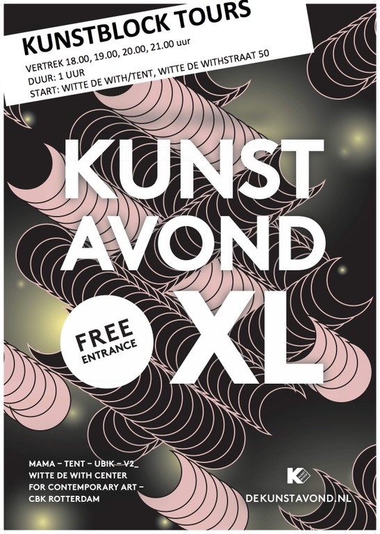 Every Friday is Kunstavond
