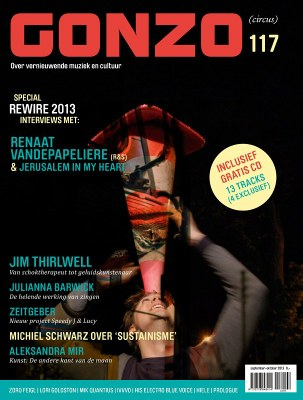 Interview with Kees Tazelaar in Gonzo(Circus)