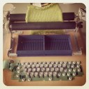 Knitting Typewriter
