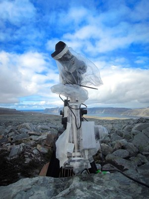 Sun Tracker in Kirkenes