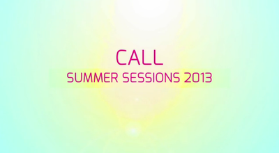 Call Summer Sessions 2013