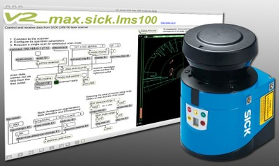 Laser Measurement System Object For Max