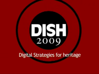V2_Archive Presents at DISH2009 Conference