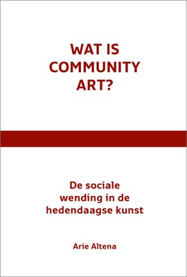 Wat is community art?