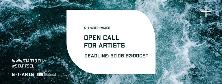 S+T+ARTS4Water Open Call